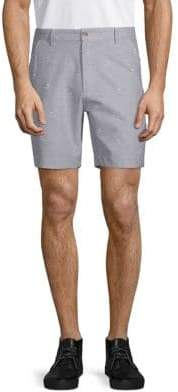 Sovereign Code Surf City Palm Cotton Shorts