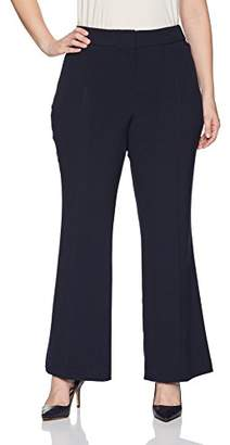 Briggs Women's Plus Size New York Perfect Fit Pant