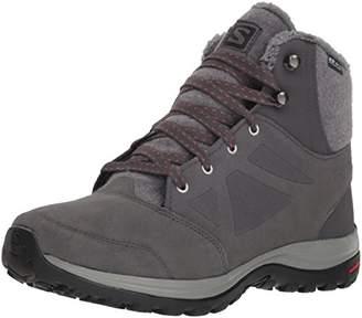 Salomon Women's Ellipse Freeze CS Waterproof W Hiking Boot