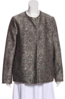 Max Mara Reversible Shearling Jacket