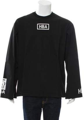 Hood by Air Vogue Logo Sweatshirt w/ Tags