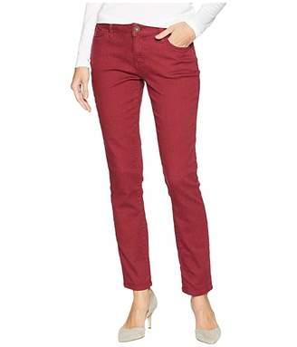 Jag Jeans Carter Girlfriend Knit Denim Jeans