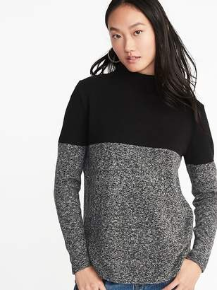 Old Navy Mock-Turtleneck Sweater for Women