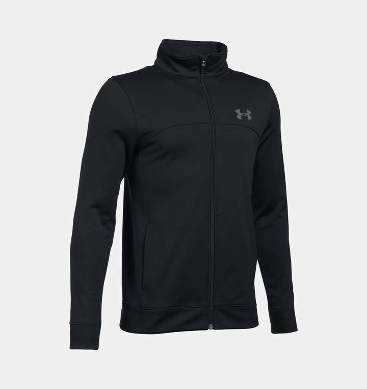 Under Armour Boys' UA Pennant Warm-Up Jacket