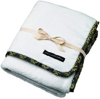 Petunia Pickle Bottom Receiving Blanket - Yellow Aster Roll (japan import)
