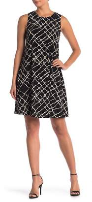 Anne Klein Greenwich Print Swin Dress