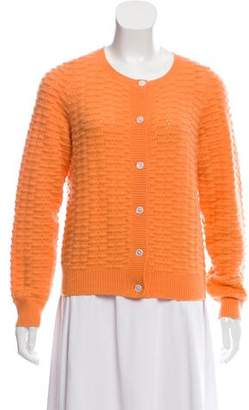 Marc Jacobs Cashmere Button-Up Cardigan