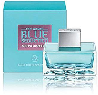 Antonio Banderas Blue Seduction by 100ml / 3.4 oz Edt Spray for Women