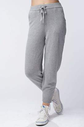 Honey Punch Knit Sweatpants