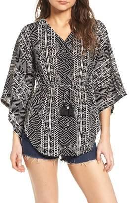 Rip Curl Black Sands Kimono Top