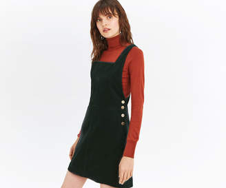 Oasis CORD PINAFORE DRESS