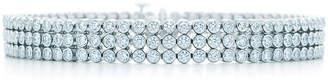 Tiffany & Co. Jazz® three-row diamond bracelet
