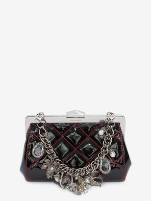 Alexander McQueen Small Frame Bag