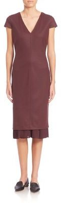 Max Mara Max Mara Just Cap Sleeve Dress