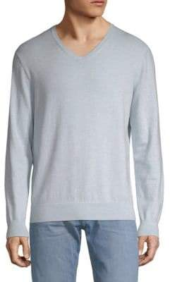Saks Fifth Avenue V-Neck Sweater