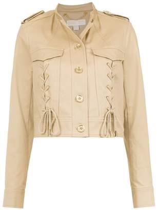 MICHAEL Michael Kors MH71EP28AY 250 Natural (Vegetable)->Cotton