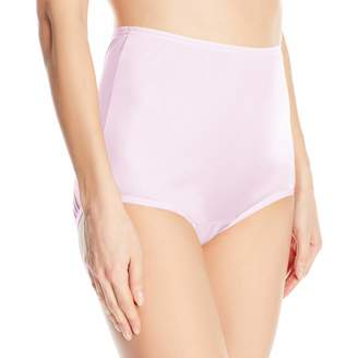 Vanity Fair Women's Perfectly Yours Ravissant Tailored Brief Panty 15712