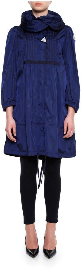 MonclerCabannes Raincoat