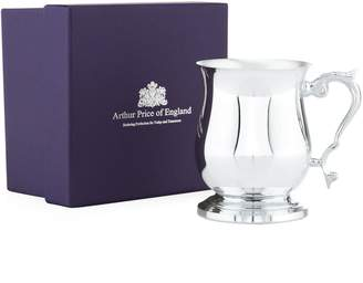 Arthur Price Of England Old English Silver-Plated 1 Pint Tankard