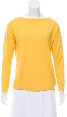 Ralph Lauren Black Label Cashmere & Silk Sweater