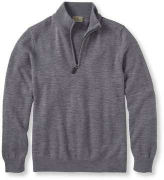 L.L. Bean L.L.Bean Washable Merino Sweater