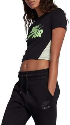 Nike Sportswear Stretch Jersey Crop Top