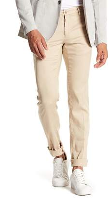 Mason Linen Blend Stretch Pants