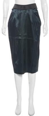 Donna Karan Knee-Length Pencil Skirt