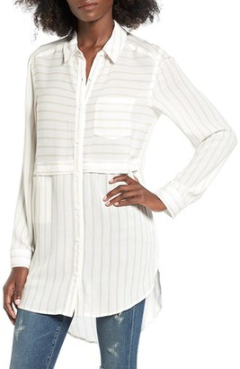 Women's Leith Pocket Tunic Top $69 thestylecure.com