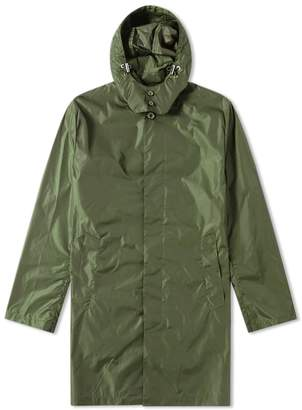 MACKINTOSH Hooded Nylon Mac