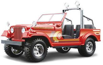 Wrangler NEW Bburago Jeep