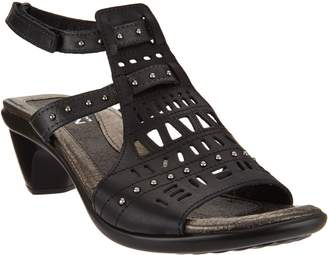 Naot Footwear Leather Open-toe Sandals - Vogue