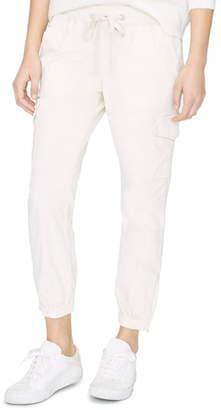 Sanctuary Mia Stretch Cotton Cargo Jogger Pants