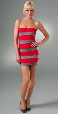 Rachel Pally Banded Tube Dress