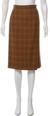 Luciano Barbera Knee-Length Pencil Skirt