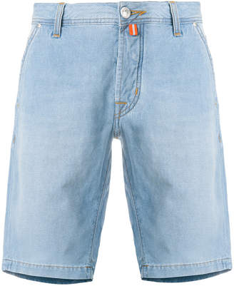 Jacob Cohen slim handkerchief shorts