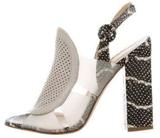 Eugenia Kim Marlo Ankle Strap Sandals
