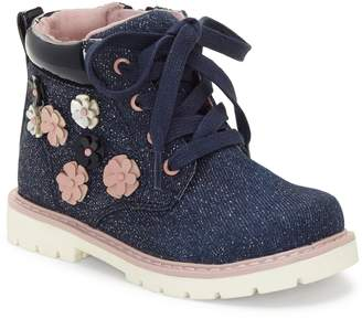 Sole Play Flower Bootie