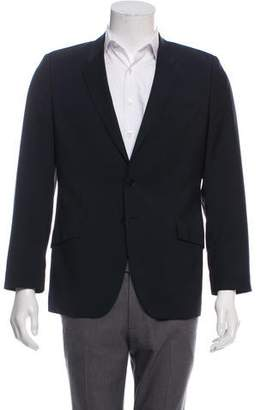 Paul Smith Wool Button-Up Jacket