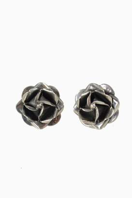 Diana Rose Stud Earrings