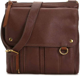 Fossil Morgan Leather Crossbody Bag - Women's
