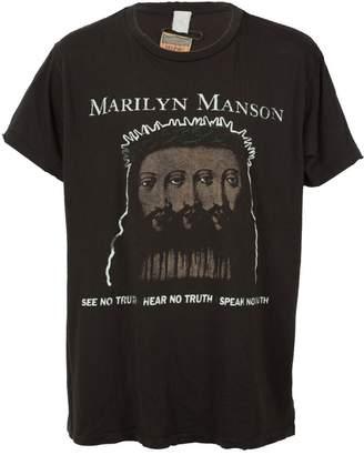 MadeWorn marilyn manson believe t-shirt