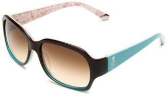 Juicy Couture Women's JU522S Rectangular Sunglasses