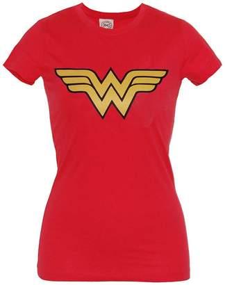 Wonder Woman Symbol Junior T-Shirt