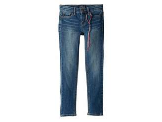 Lucky Brand Kids Zoe Five-Pocket Skinny Jeans in Ada Wash (Little Kids)