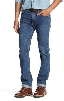 "Levi's 513 Chopstick Slim Straight Leg Jeans - 30-34\"" Inseam"