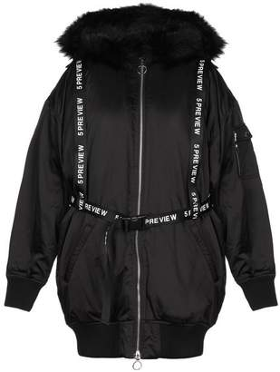 5Preview Synthetic Down Jacket
