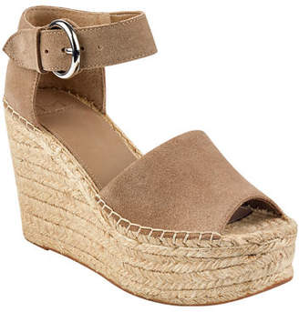 Marc Fisher Alida Platform Wedge Espadrilles