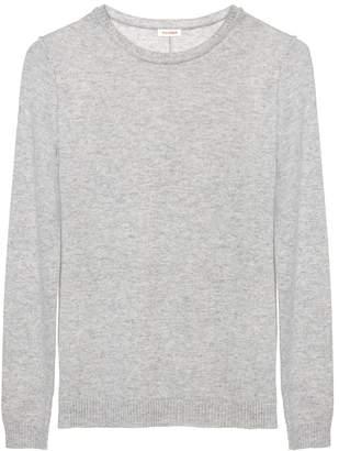 Cuyana Wool Cashmere Slim Crewneck Sweater