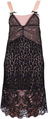 N°21 N.21 Black Lace Dress